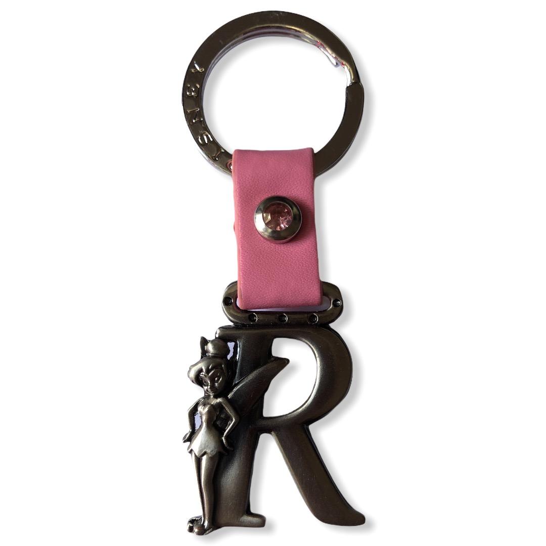 Disney - Clochette : Porte-clé lettre R