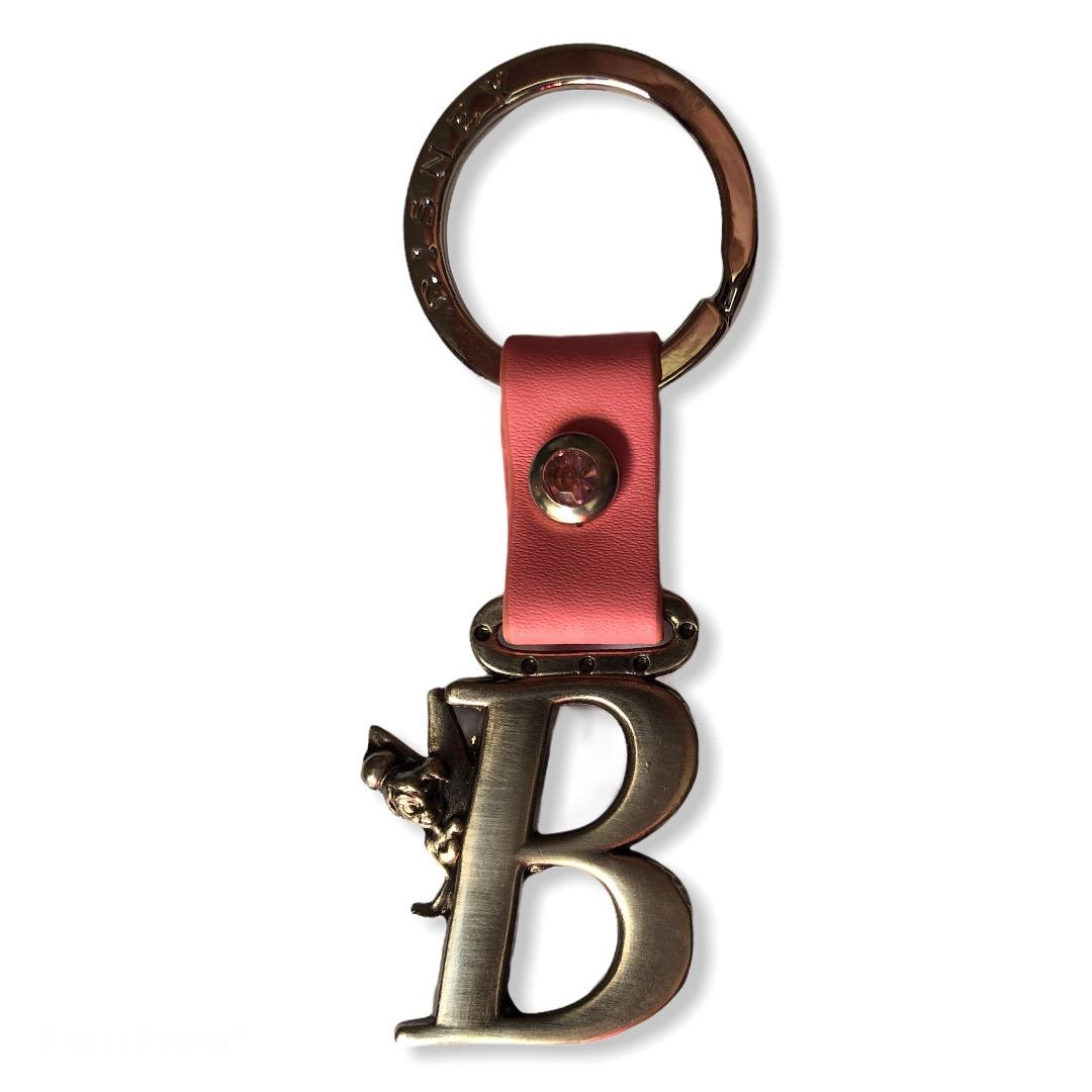 Disney - Clochette : Porte-clé lettre B