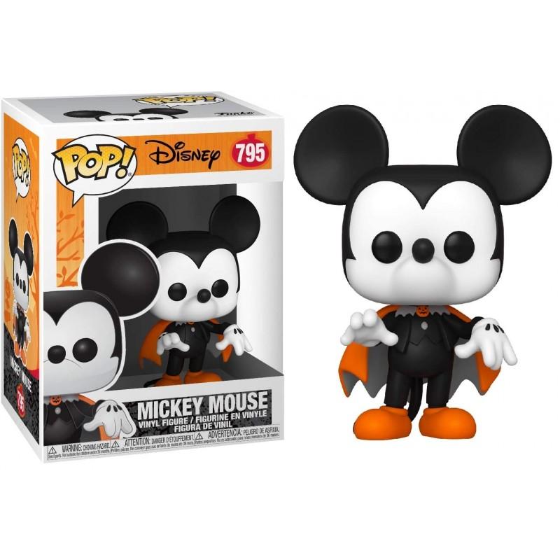 Disney - Bobble Head Funko Pop N° 795 : Spooky Mickey Mouse