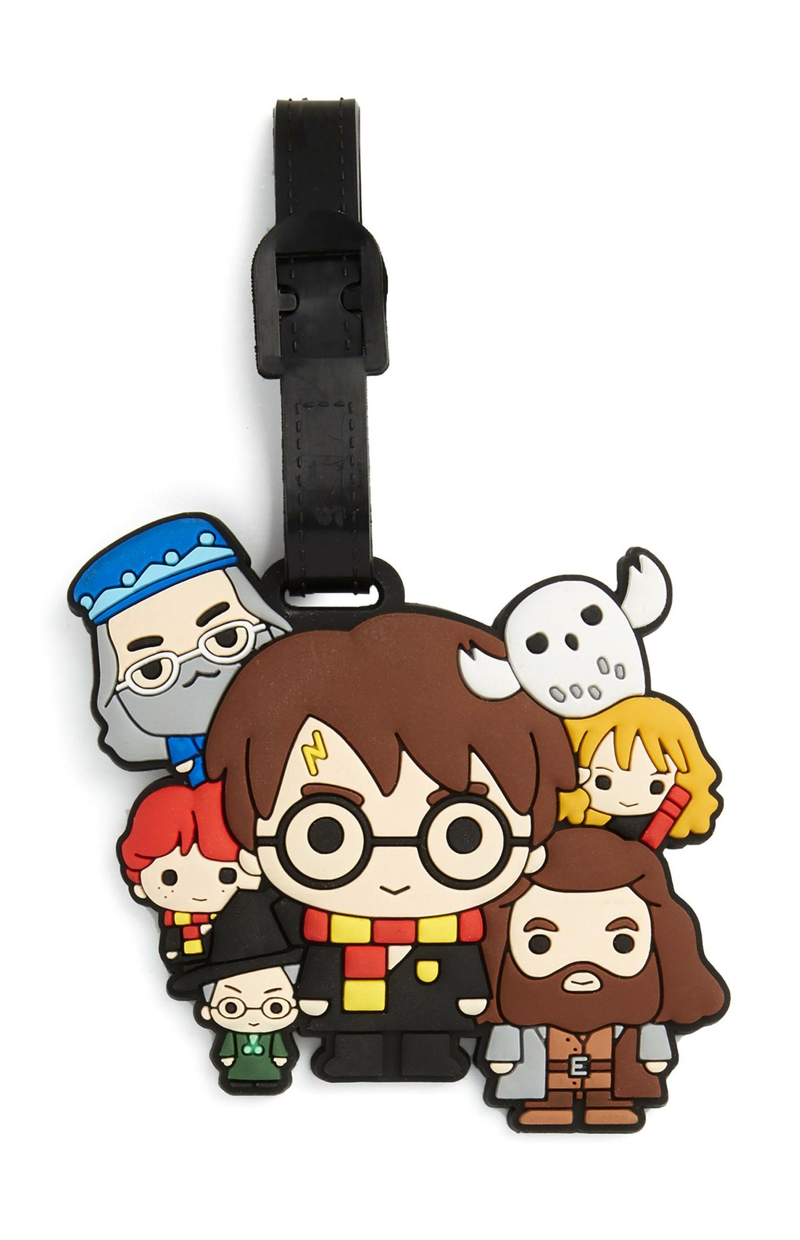 Warner Bros - Harry Potter à Etiquette de bagage HP