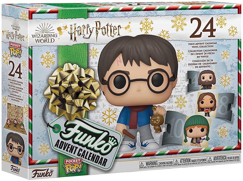 Harry Potter - Pocket Pop : Calendrier de l\'avent 2020 24 figurines