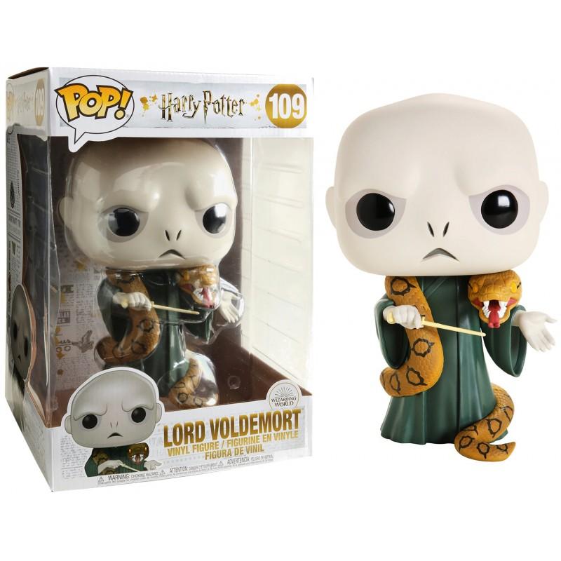 Harry Potter - Bobble Head Funko Pop N° 109 : Voldemort W/Nagini