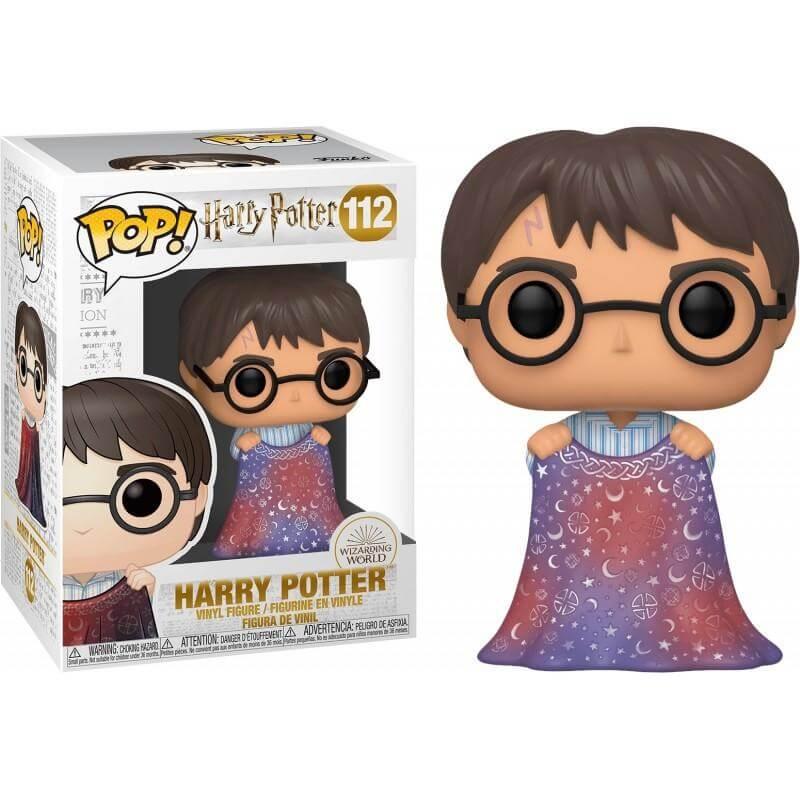 Harry Potter - Bobble Head Funko Pop N° 112 : Harry Potter
