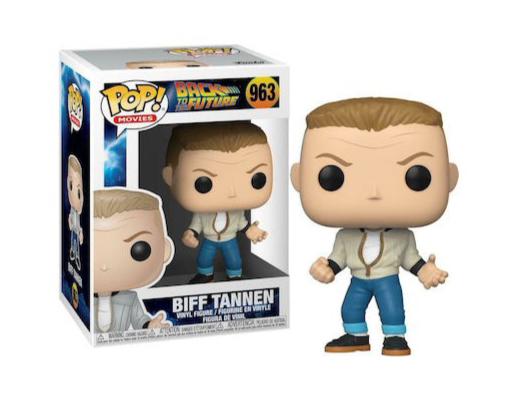Back to the Future - Funko POP N° 963 : Biff Tannen