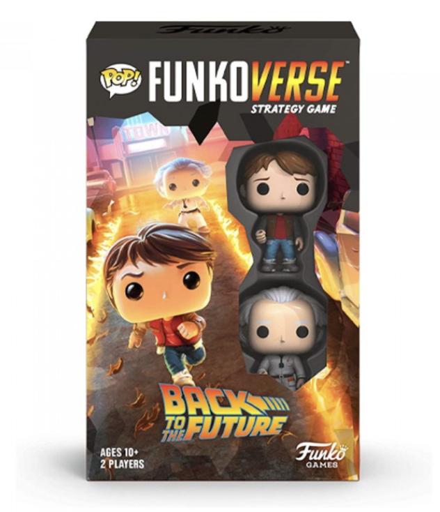 Back to the Future - FunkoVerse Pop 101 : Expandalone UK