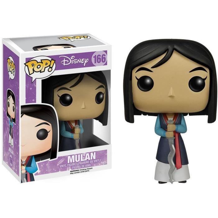 Mulan - Bobble Head Funko Pop N°166 : Mulan
