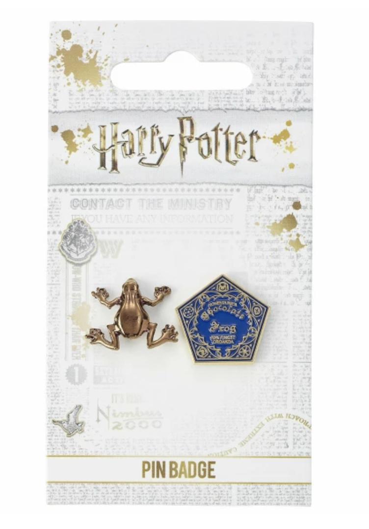 Harry Potter - Chocolate frog : Pin\'s en métal