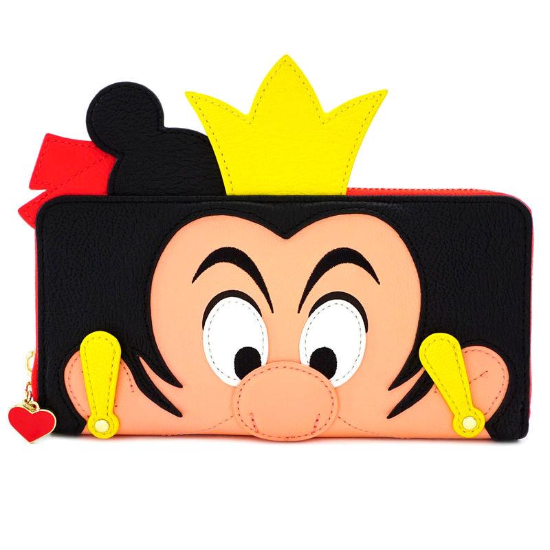 Disney - Alice aux pays des merveilles - Porte-Feuille Reine de coeur