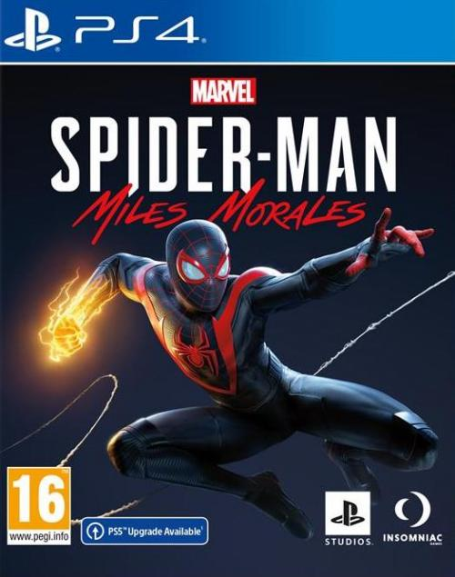Marvel - Playstation 4 : Spiderman Miles Morales