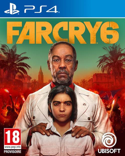Far Cry 6 - Playstation 4 : Standard Edition