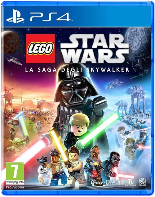 Star Wars - Playstation 4 : LEGO The Skywalker Saga