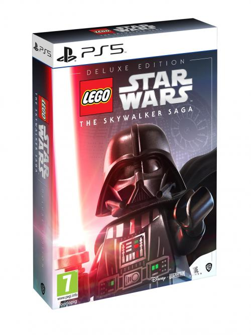 Star Wars - Playstation 5 : LEGO The Skywalker Saga Deluxe