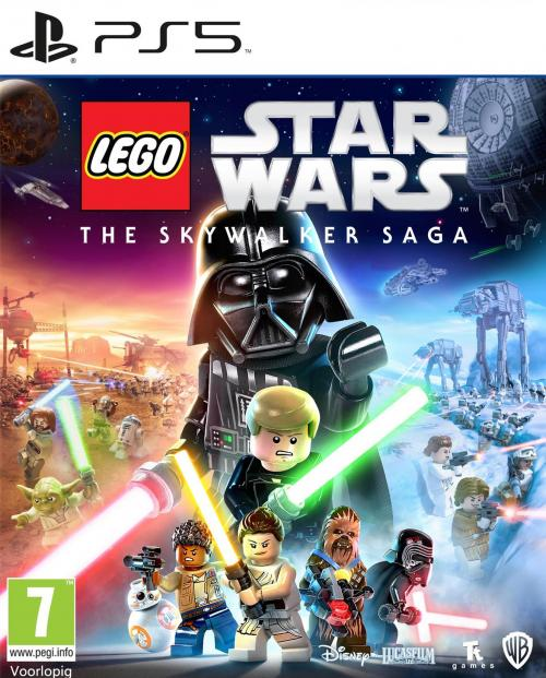 Star Wars - Playstation 5 : LEGO The Skywalker Saga