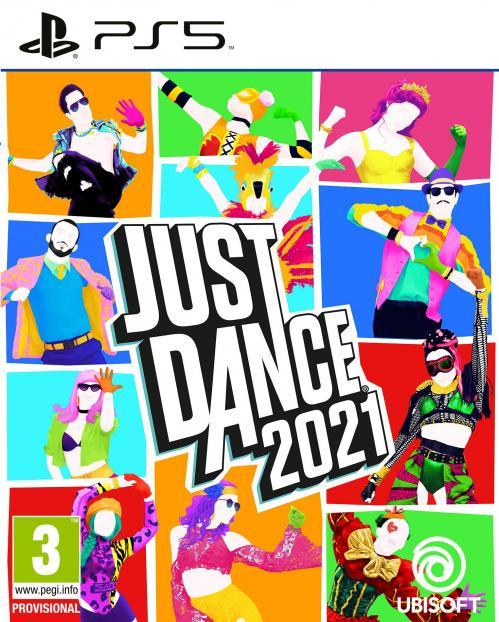 Ubisoft - Playstation 5 : Just Dance 2021