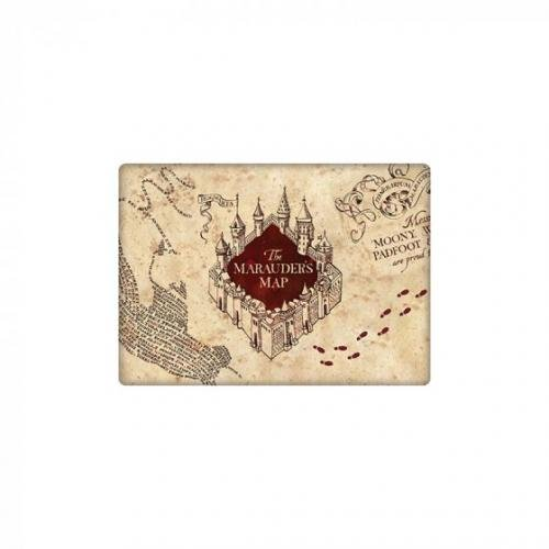 Warner Bros - Harry Potter : Magnet Carte du Maraudeur