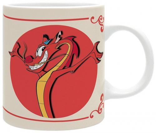 Disney - Mulan : Mug Mushu Ton pire cauchemar