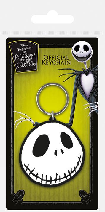 Disney - L\'étrange noël de Monsieur Jack : Porte-clé Jack