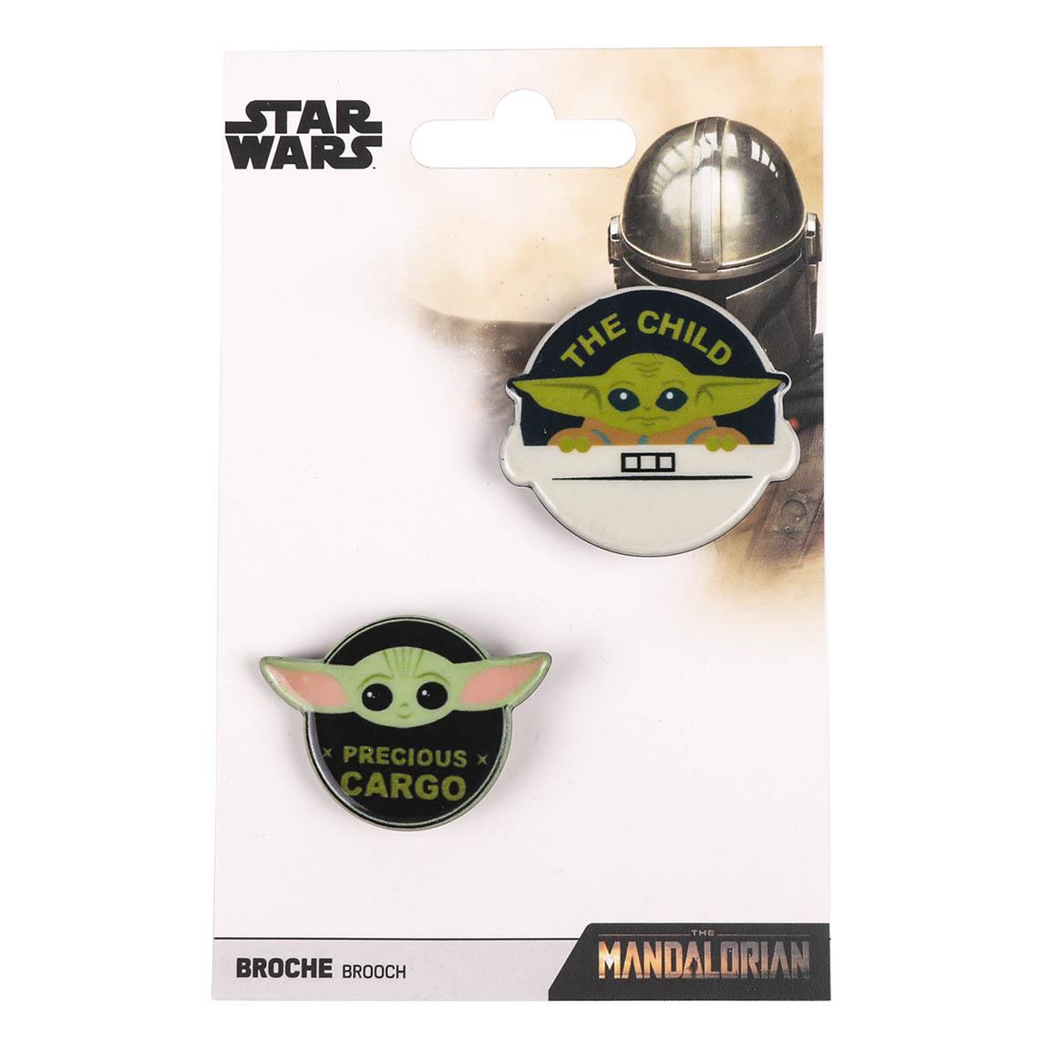 STAR WARS - THE CHILD - BROCHES