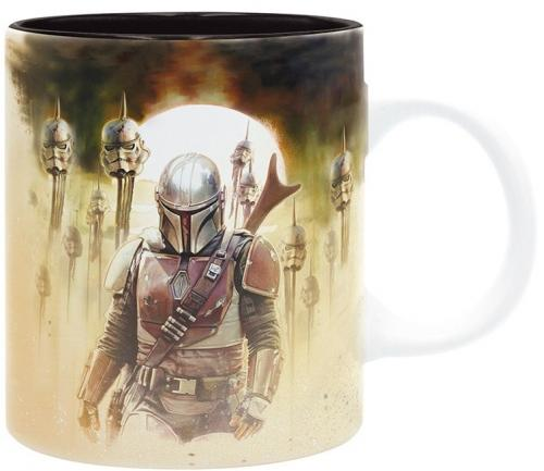 Star Wars : Mug The Mandalorian