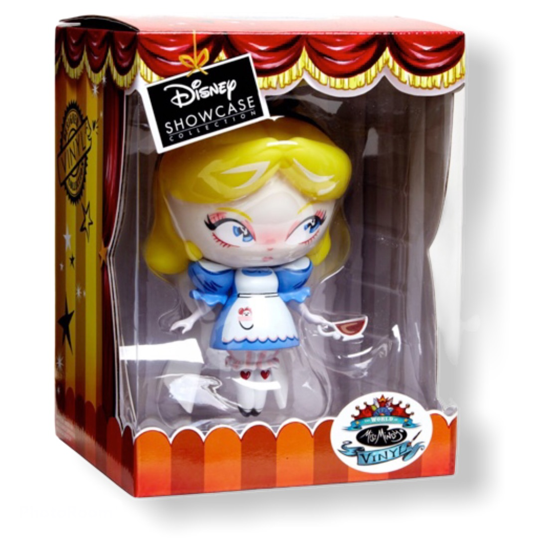 Alice au pays des merveilles - Disney Showcase Miss Mindy : Figurine Alice