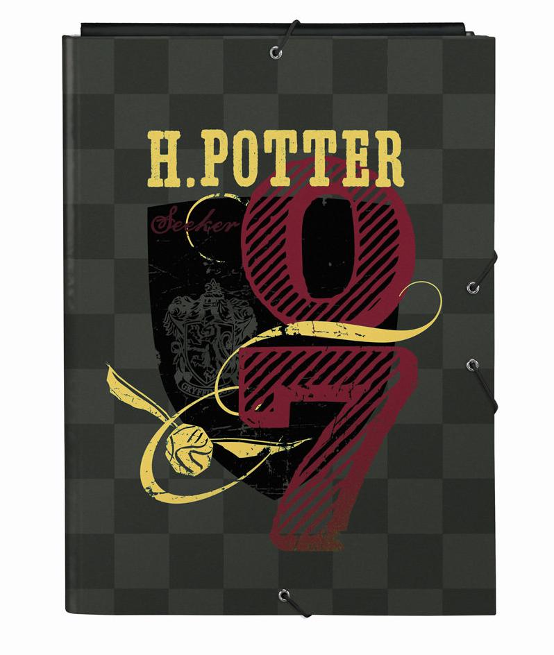 Harry Potter - Chemise avec élastique  Gryffindor