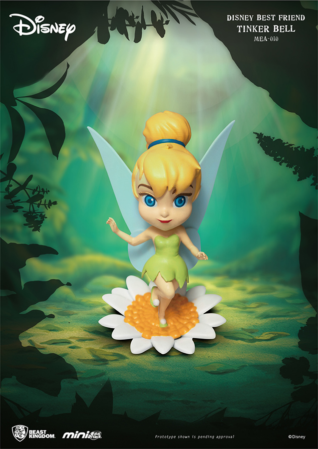 Peter Pan - Mini Egg Attack Series : Figurine Clochette