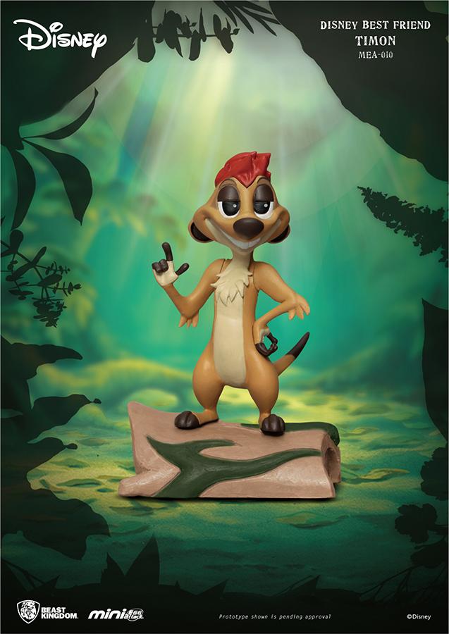 Le roi lion - Mini Egg Attack Series : Figurine Timon