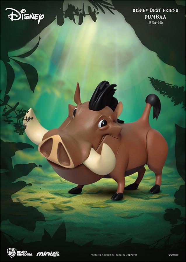 Le roi lion - Mini Egg Attack Series : Figurine Pumbaa