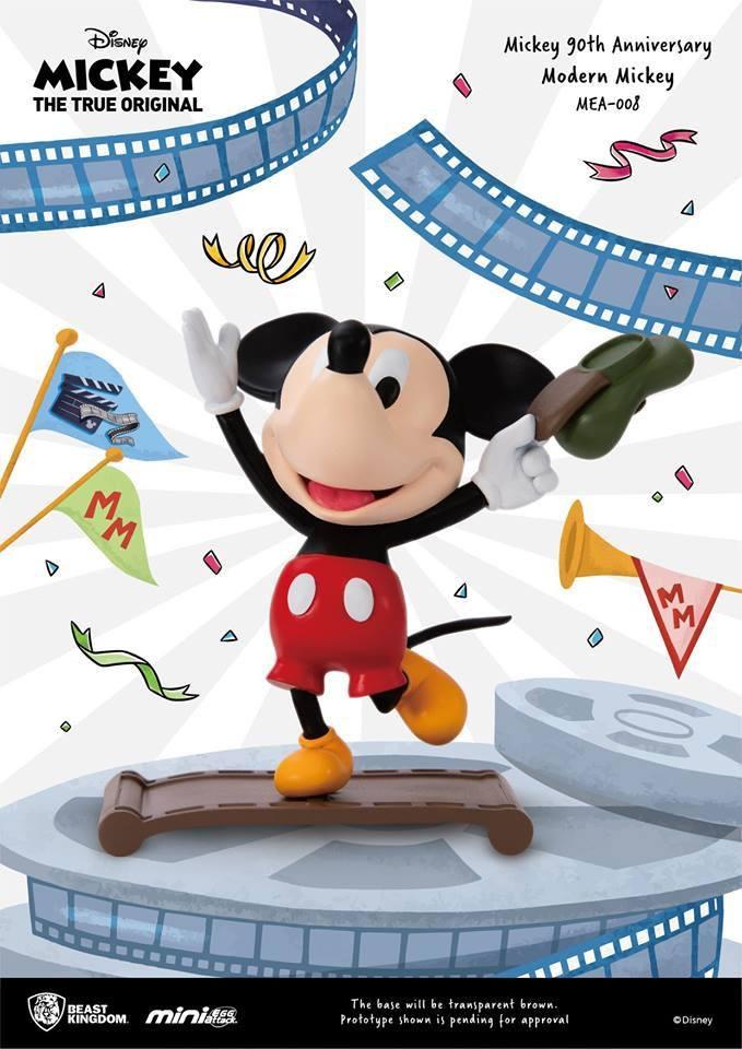 Mickey Mouse - Mini Egg Attack Series : Figurine Modern Mickey