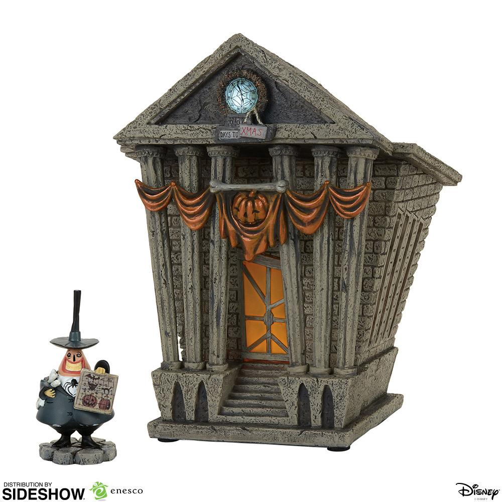 Disney - L\'étrange noël de Monsieur Jack : Figurine Halloween Town
