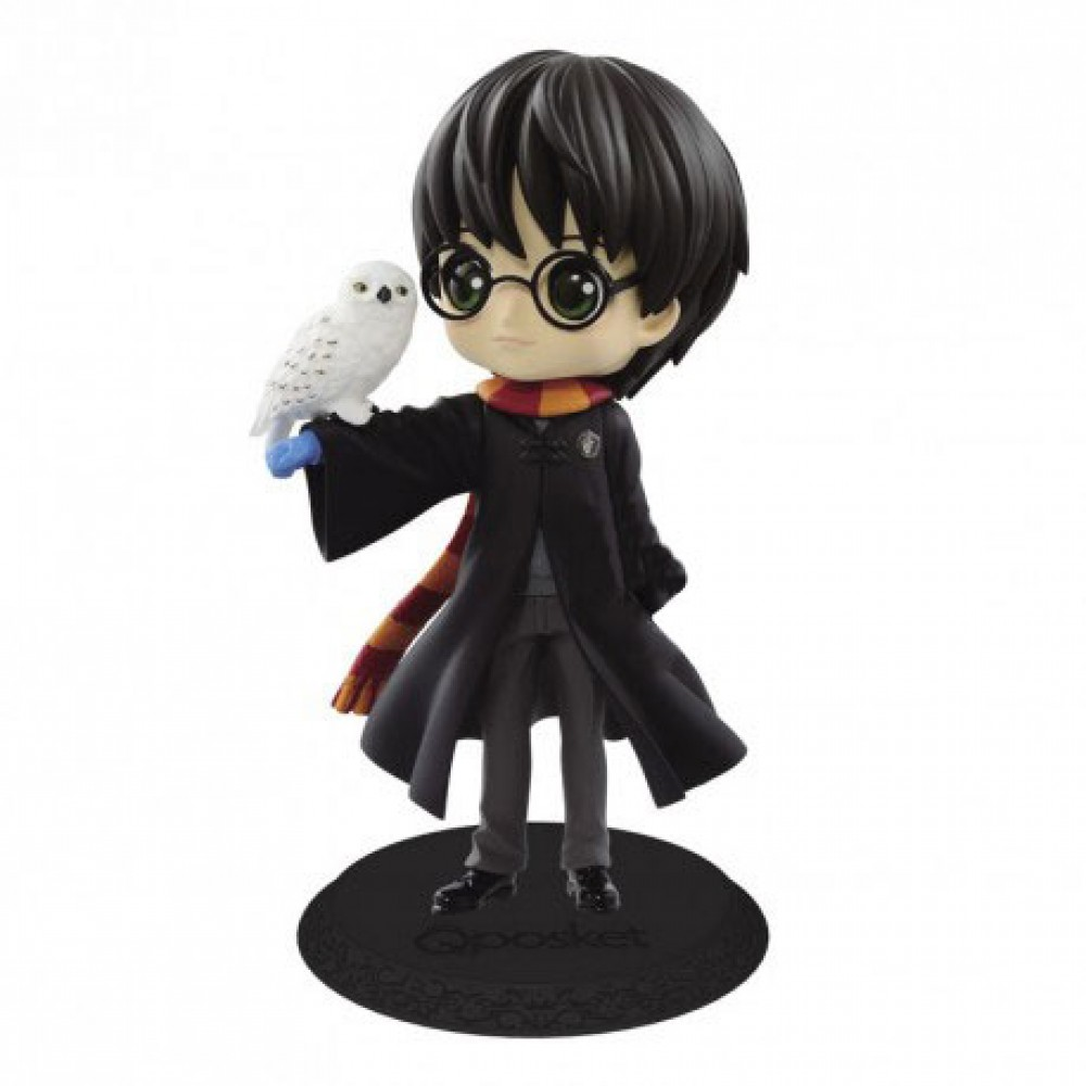 Harry Potter - Q Posket : Figurine HP II (normal color version)