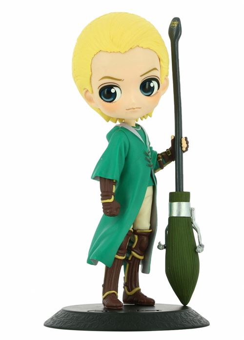 Harry Potter - Q Posket : Figurine Draco Malfoy Quidditch Vers B