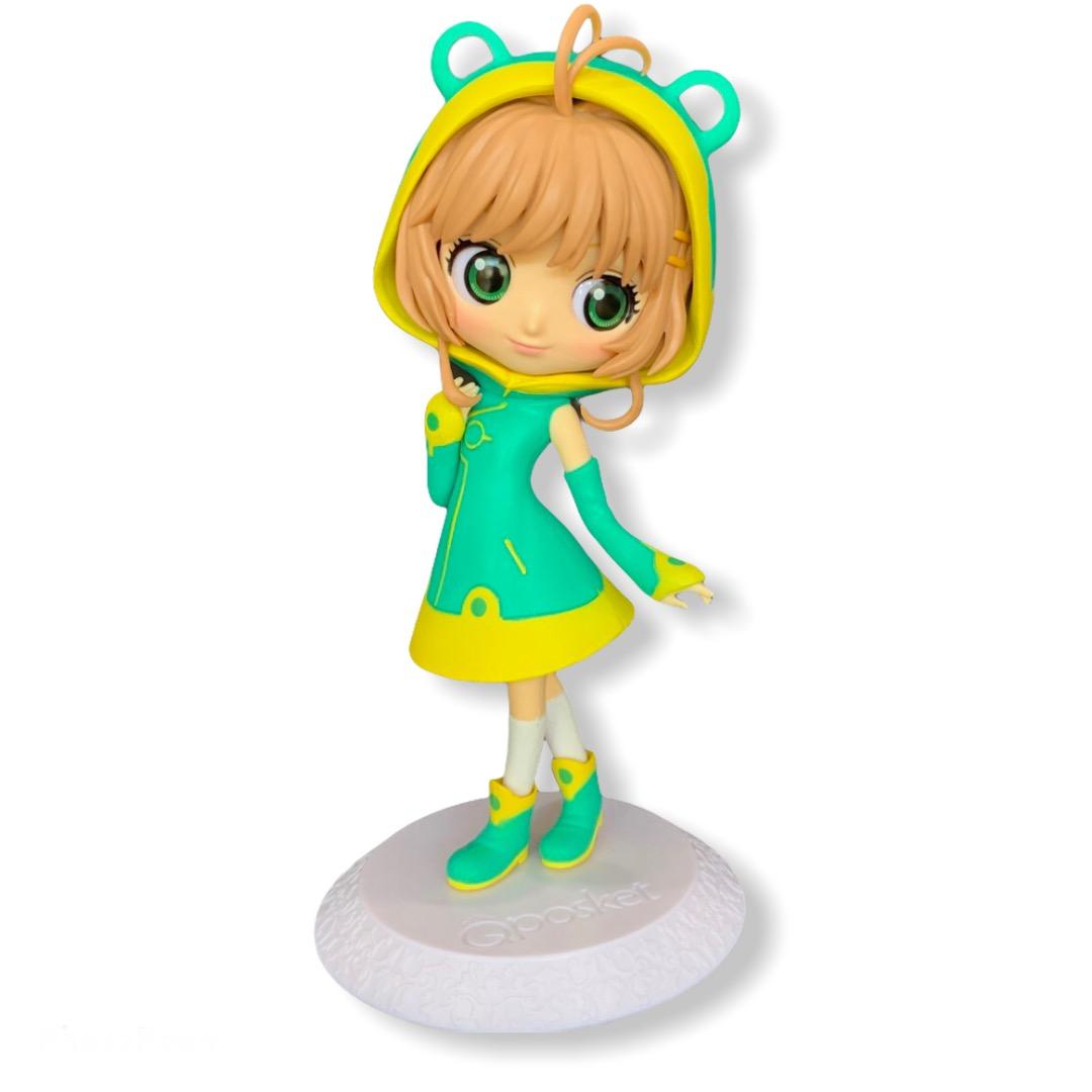 CardCaptor Sakura - Q Posket : Figurine Sakura (Vers. A)