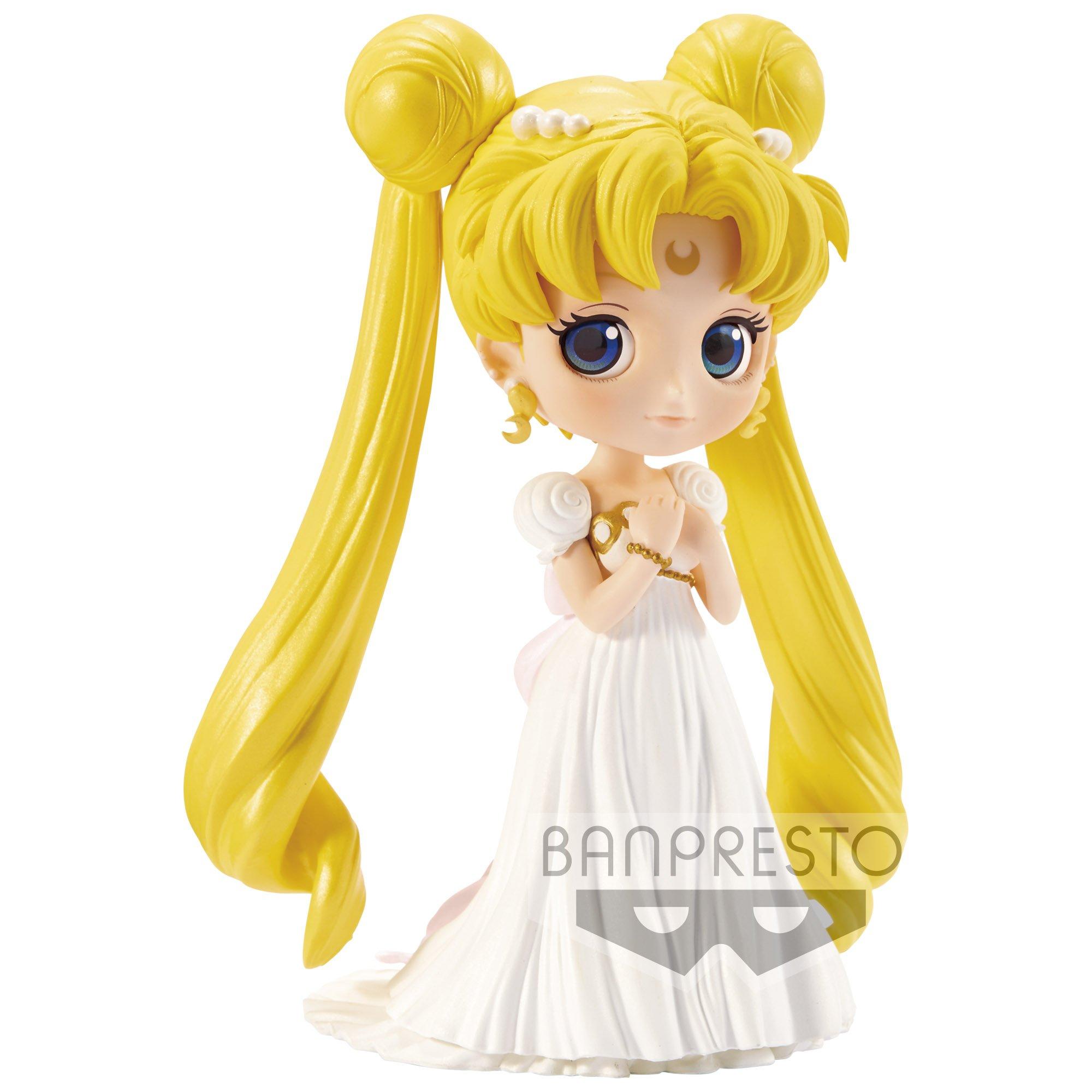 Sailor Moon - Q Posket : Figurine Princess Serenity