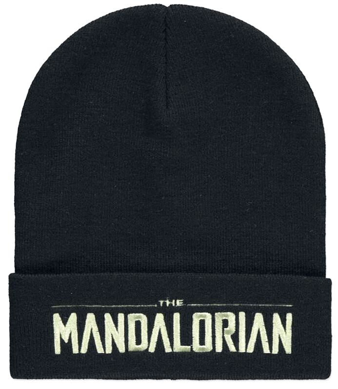 Star Wars - The Mandalorian : Bonnet logo
