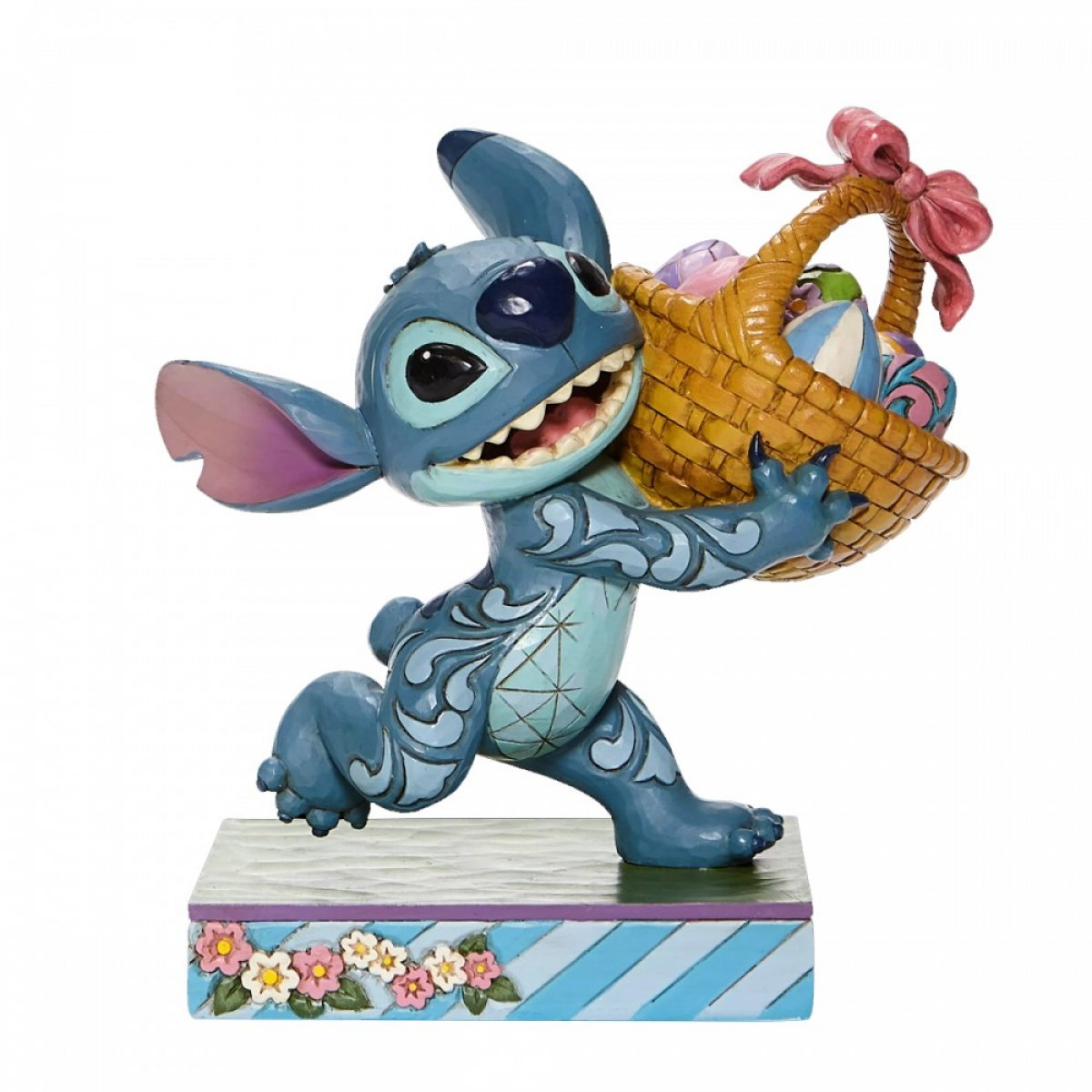 Pré-commande! Lilo et Stitch - Disney Traditions : Figurine Stitch