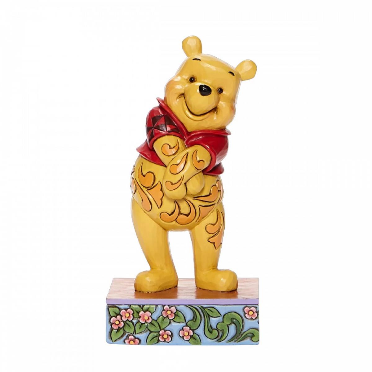 Pré-commande ! Disney Traditions - Winnie l\'Ourson : Figurine Winnie