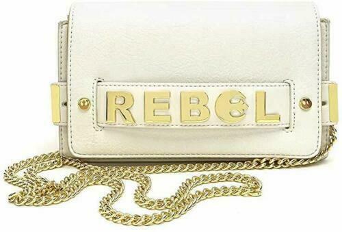 Star Wars - Loungefly - Sac bandoulière Gold rebel clutch