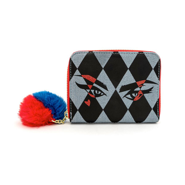 DC Comics - Loungefly : Porte-feuille Harley Quinn Eyes