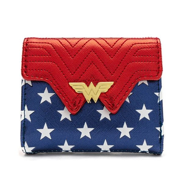 DC Comics - Loungefly : Porte-feuille Wonder Woman
