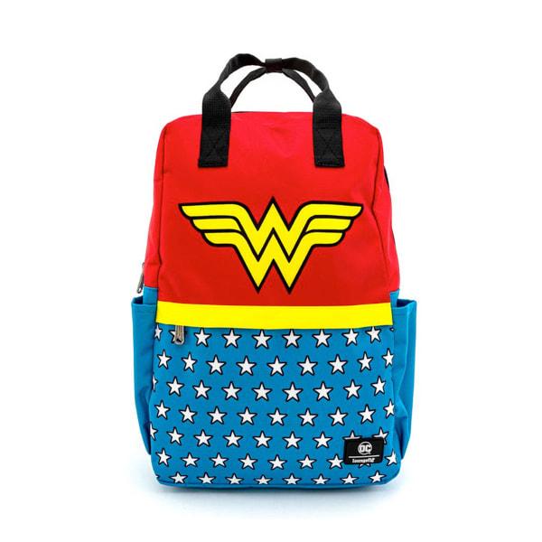 DC Comics - Loungefly : Sac à dos Wonder Woman