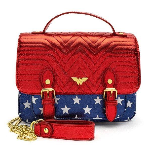 DC Comics - Loungefly : Sac bandoulière Wonder Woman