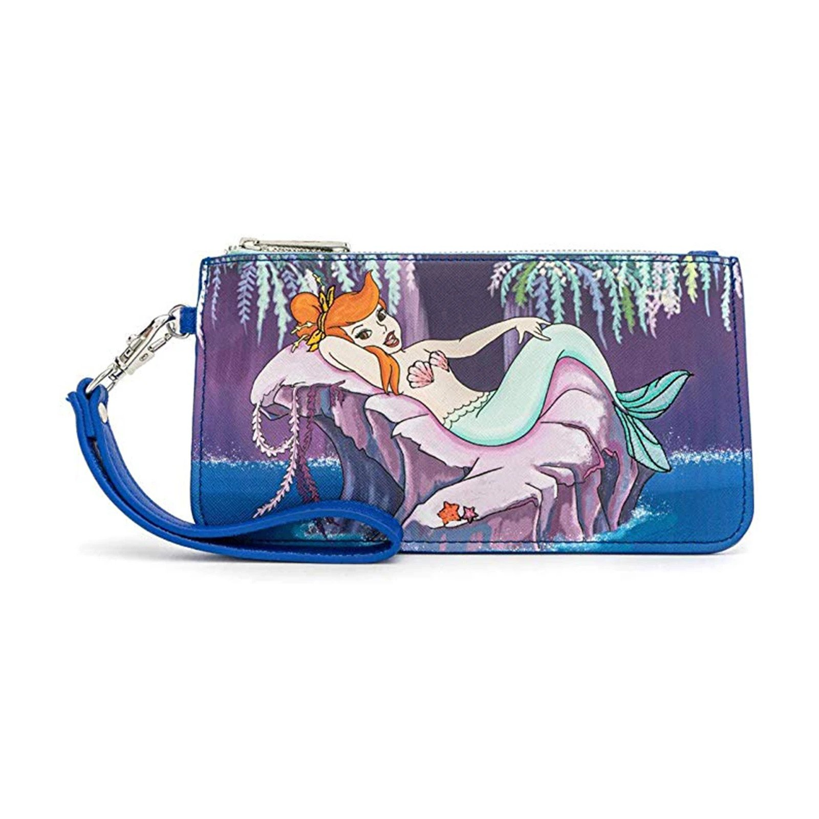 Disney - Loungefly : Porte feuille Peter Pan Mermaids