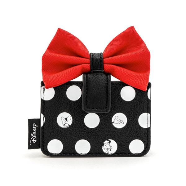 Disney - Minnie Mouse - Porte-cartes Loungefly MN Polka