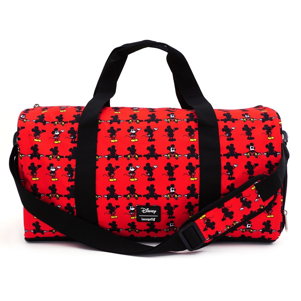 Disney - Loungefly : Sac de voyage Mickey Mouse