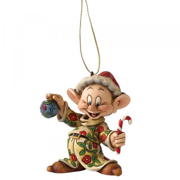 Disney Traditions - Blanche-Neige : Décoration à suspendre Simplet