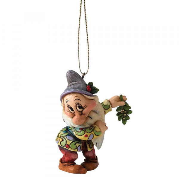 Disney Traditions - Blanche-Neige : Décoration à suspendre Timide