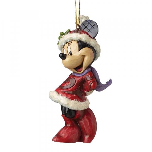 Disney Traditions - Minnie Mouse : Décoration à suspendre