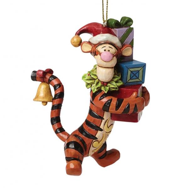 Disney Traditions - Winnie l\'ourson : Décoration à suspendre Tigrou