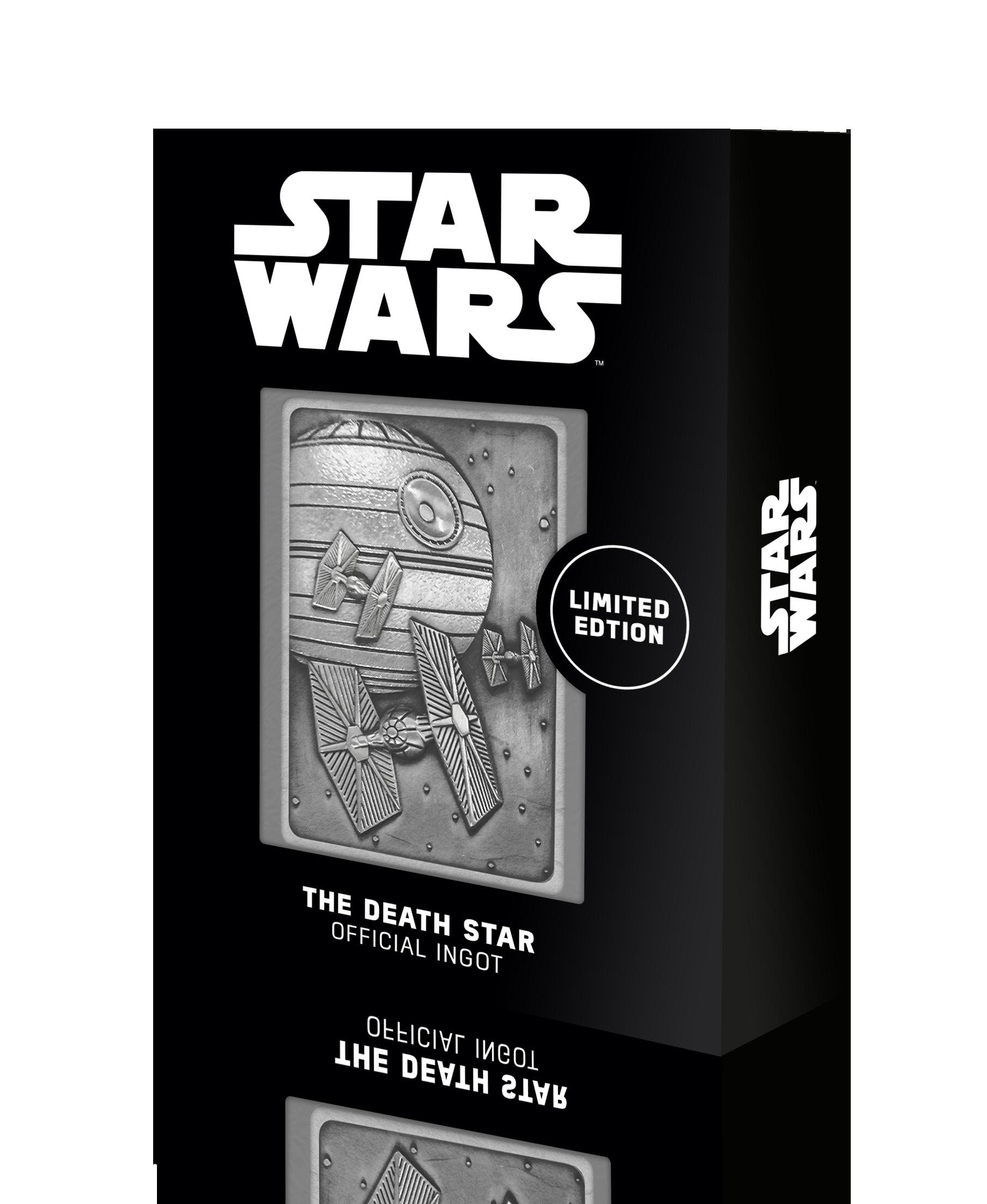 Star Wars - Death Star Scene : Lingot en métal collector